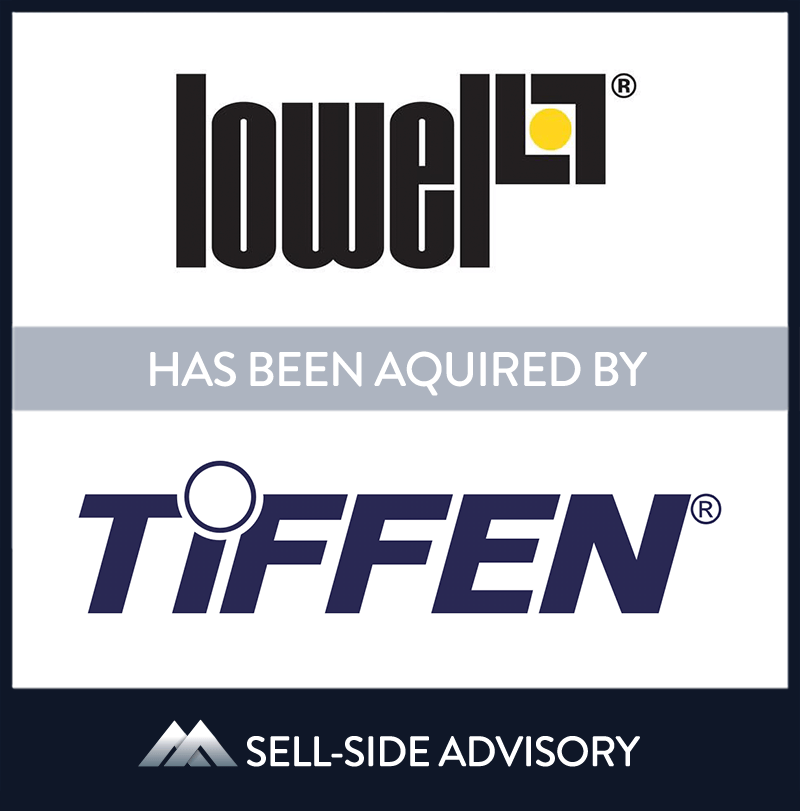 The Tiffen Company, a leading US manufacturer of glass filters and other products for the motion picture and broadcast industries, expanded its product offering and distribution channels through the acquisition of Lowel-Light Manufacturing, Inc. (Lowel). Lowel provides award winning  solutions that make it easier to transport, set-up, control, and maintain lighting equipment for professional use. They are considered the world leader for location lighting. MidCap served as advisor to Lowel. | Lowel-Light Manufacturing, Tiffen Company, 15 Jan 2009, New York,	Manufacturing & Business Services
