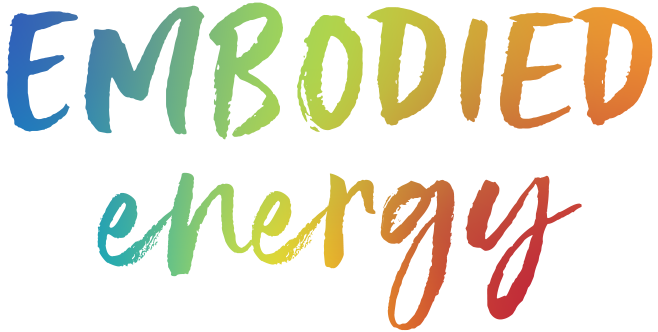 Footer Embodied Energy Logo