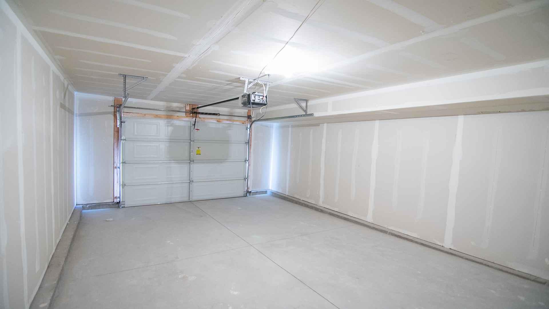 Easton Park garage