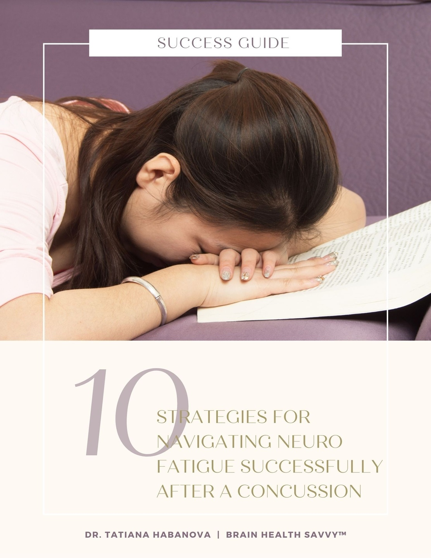 Navigate Neuro Fatigue Success Guide by Dr. Habanova