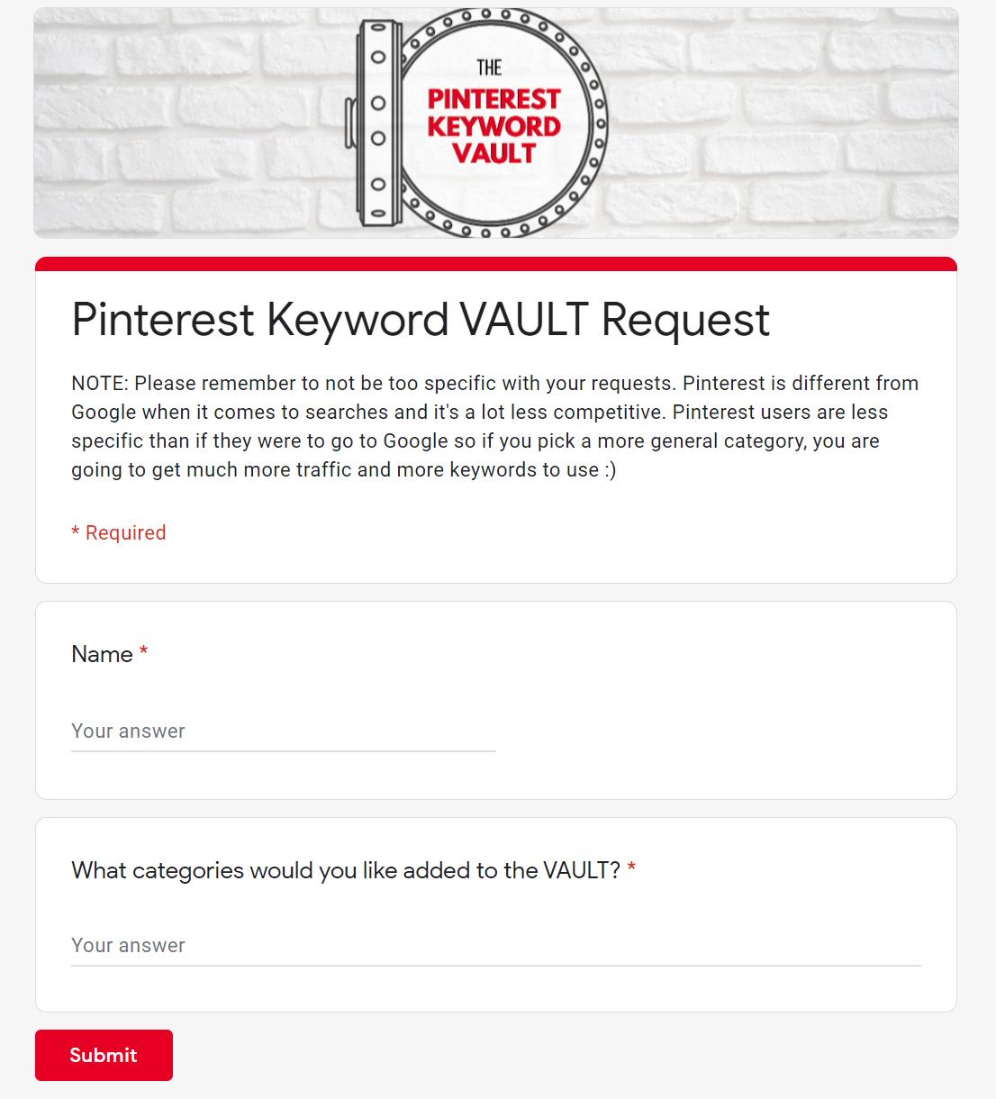 best pinterest keyword tool