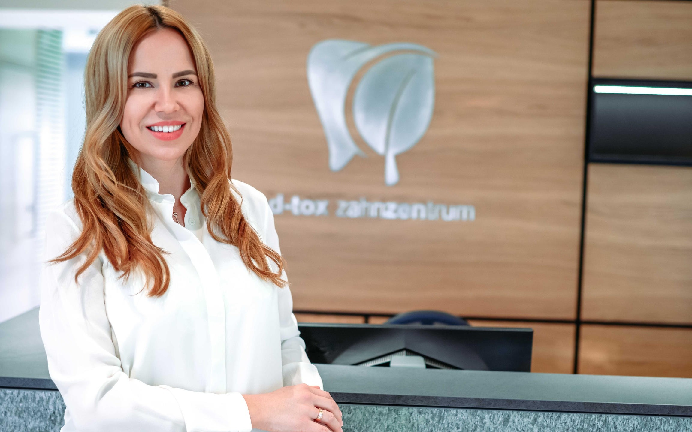 Marianne Waldbröl - Praxismanagerin im D-tox Zahnzentrum für Biologische Zahnmedizin