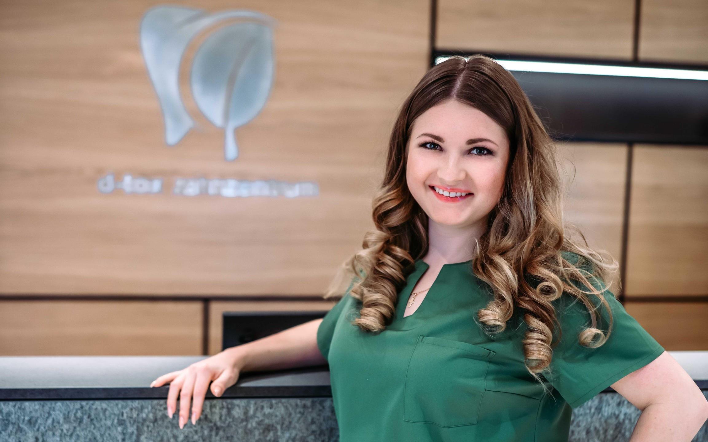 Alina Ibel - Zahnmedizinische Fachangestellte im D-tox Zahnzentrum für Biologische Zahnmedizin