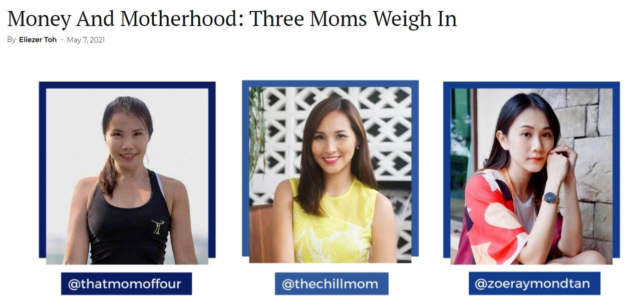 Money And Motherhood: Three Moms Weigh In