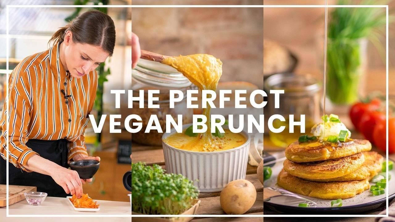 vegan brunch cooking classes
