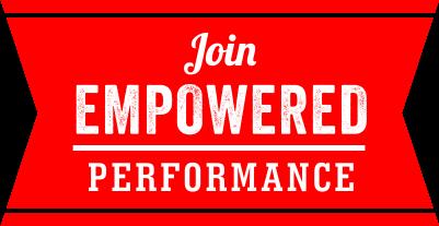 Empowered Performance