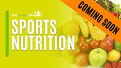 Sports Nutrition - The Tennis Menu