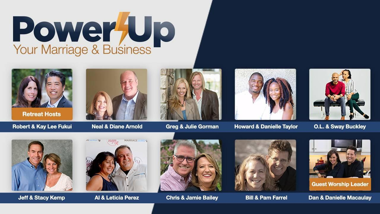 10 marriage experts and entrepreneur couples