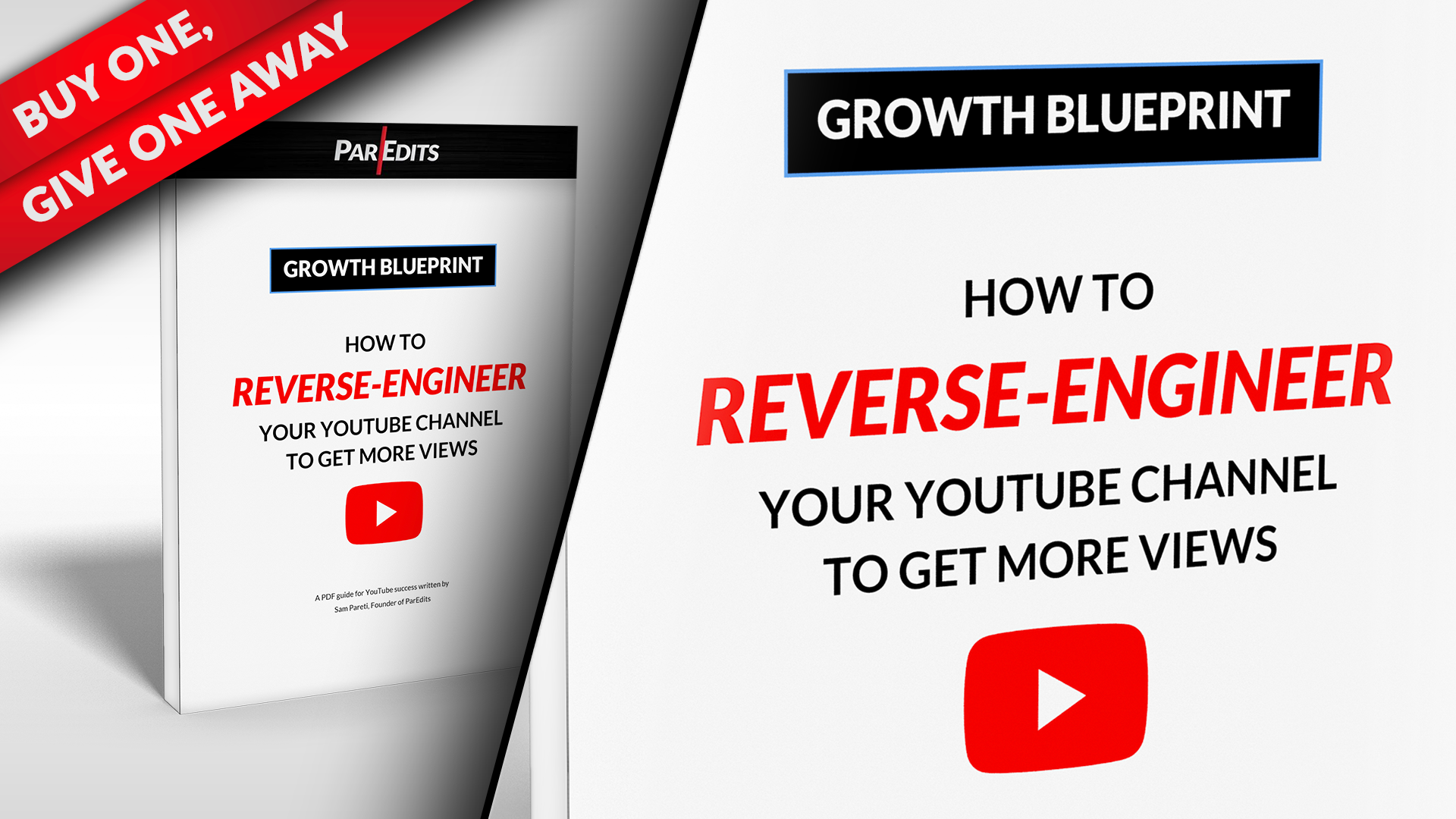 Growth Blueprint: How to Reverse-Engineer Your YouTube Channel to Get More Views