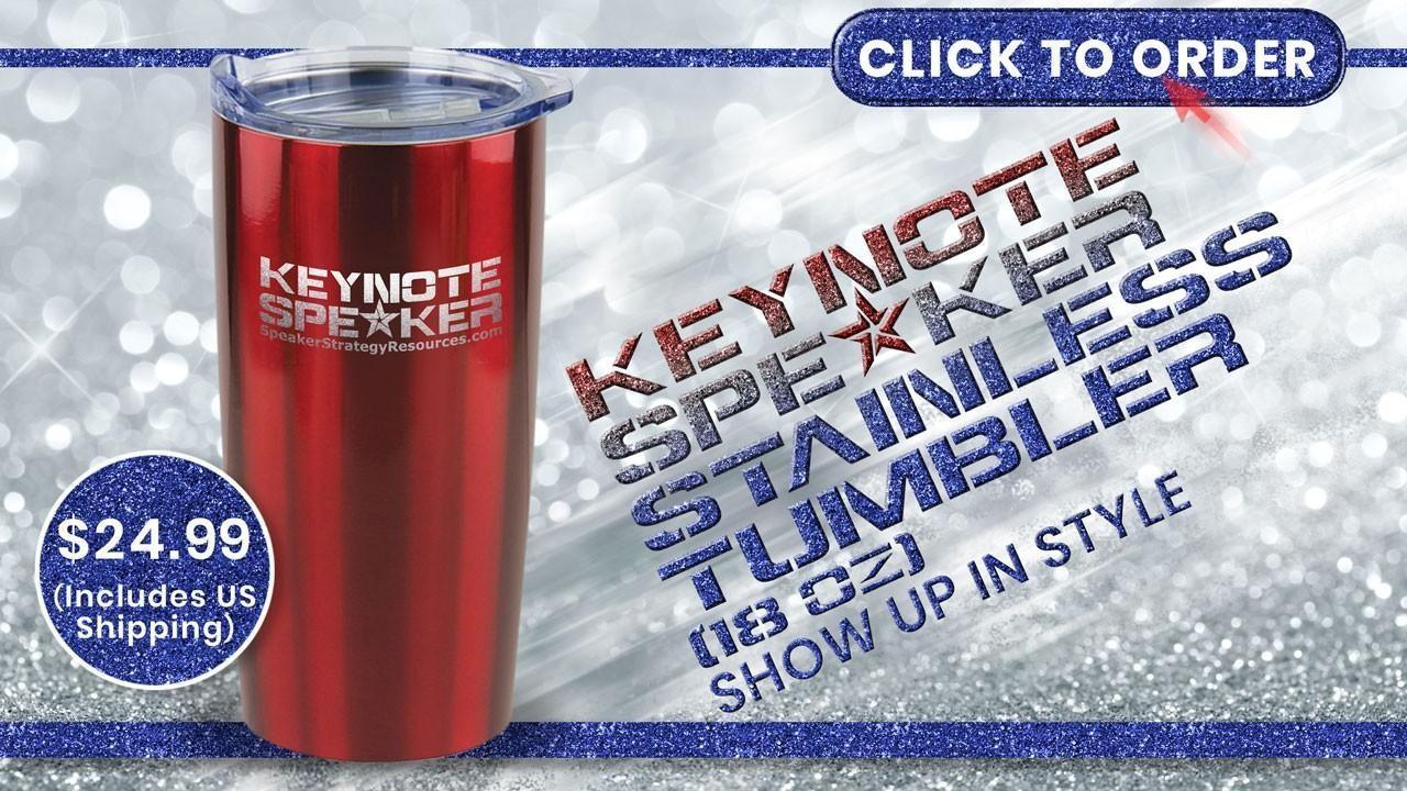 Learn Keynote Speaking one on one mentoring program
