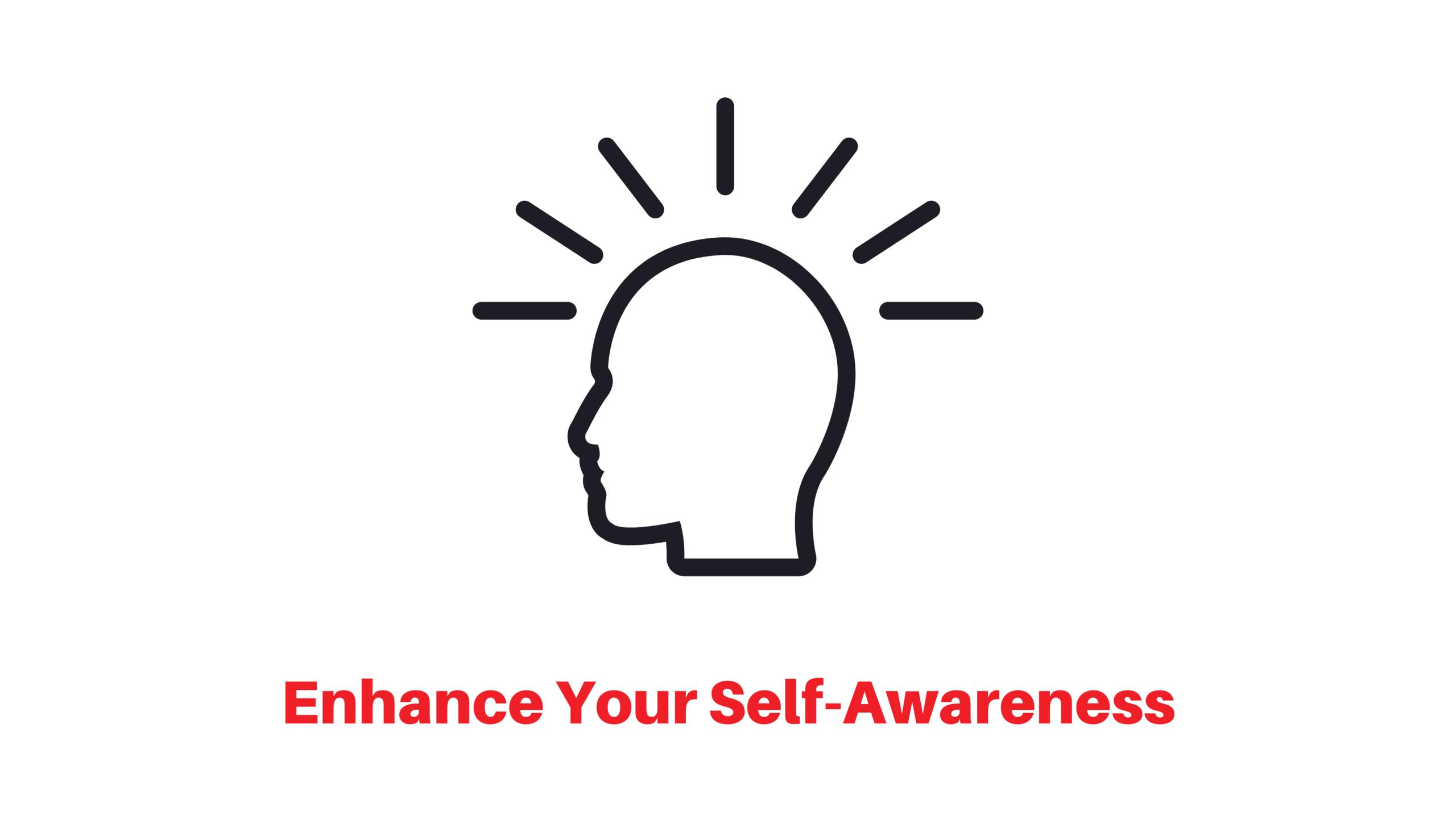 Enhance your self awareness icon