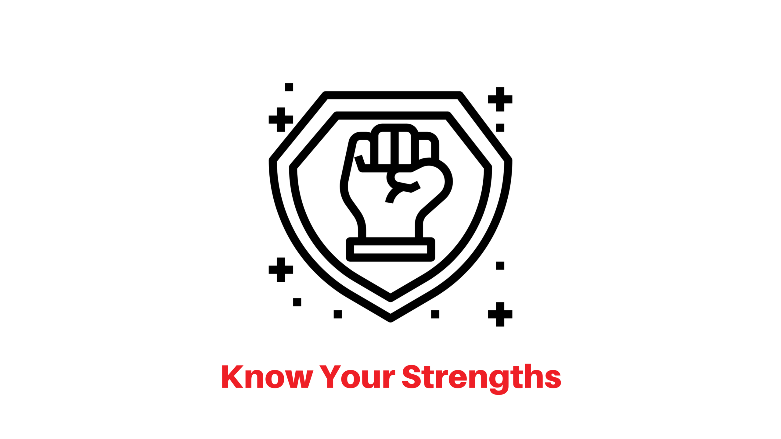 Know your strengths icon
