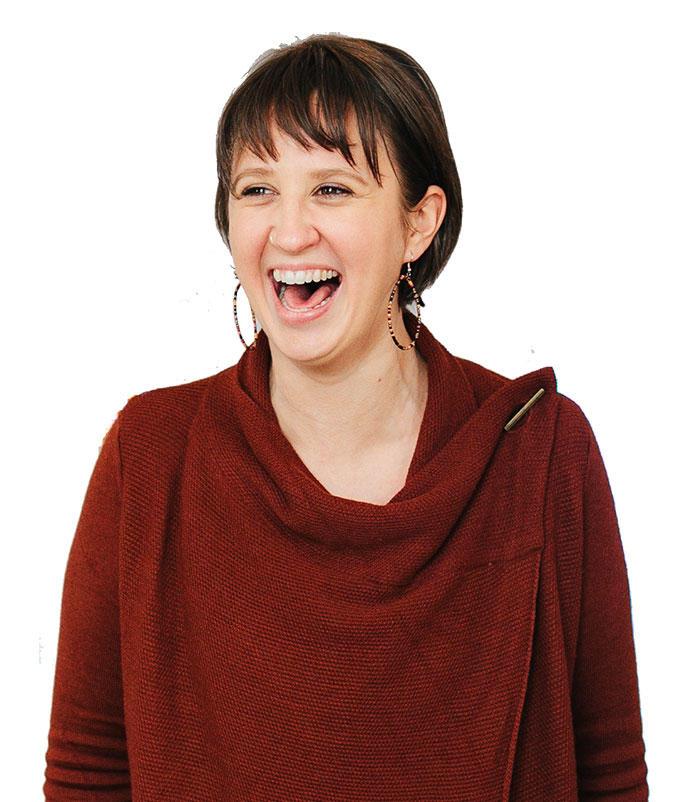 Alyssa Laughing