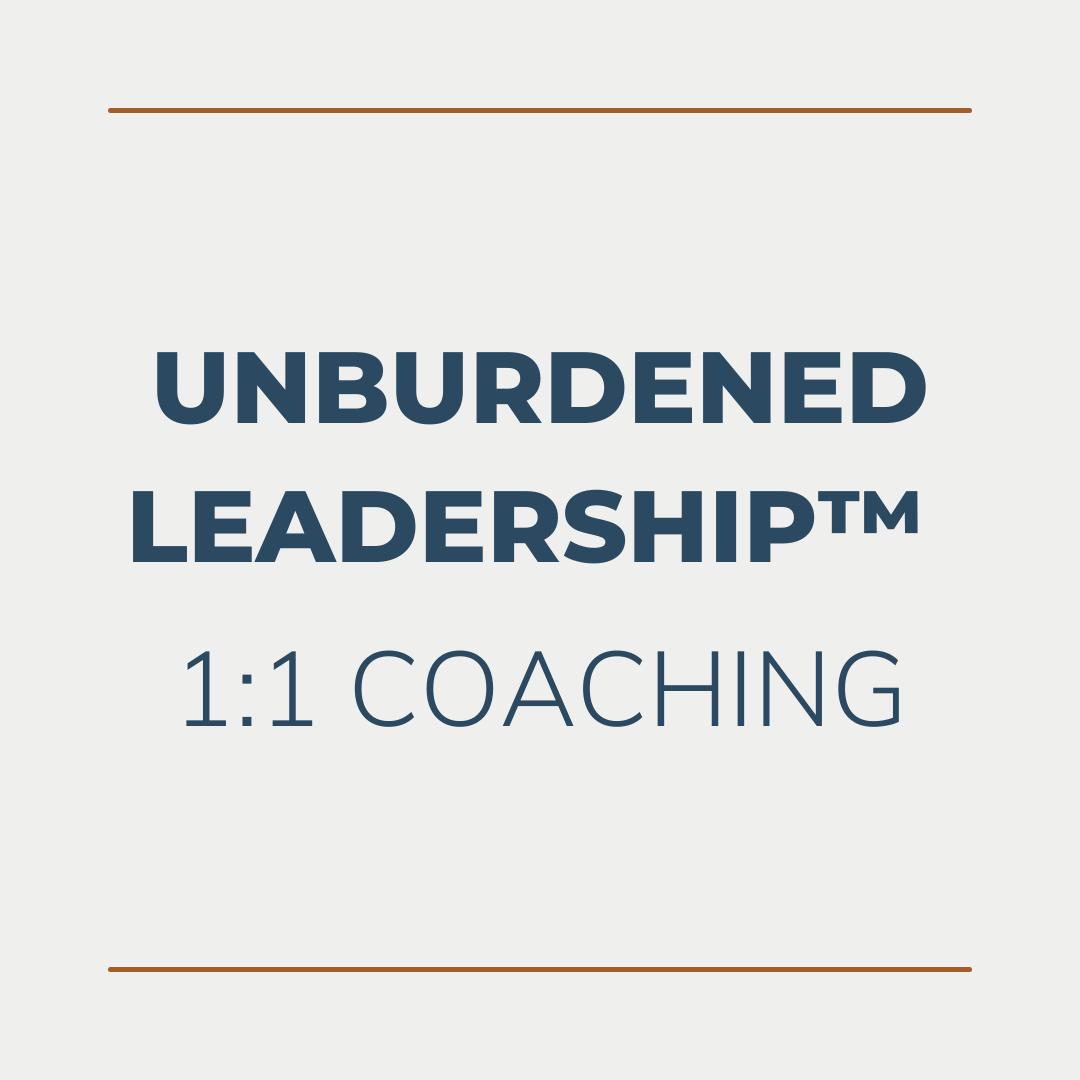 Unburdened Leadership™ | Rebecca Ching