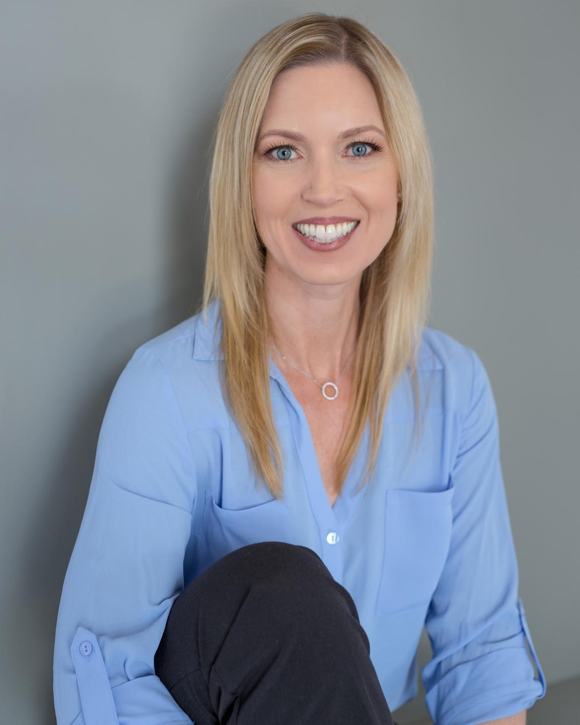 Angela Robertson founder of The Fit Massage Therapist