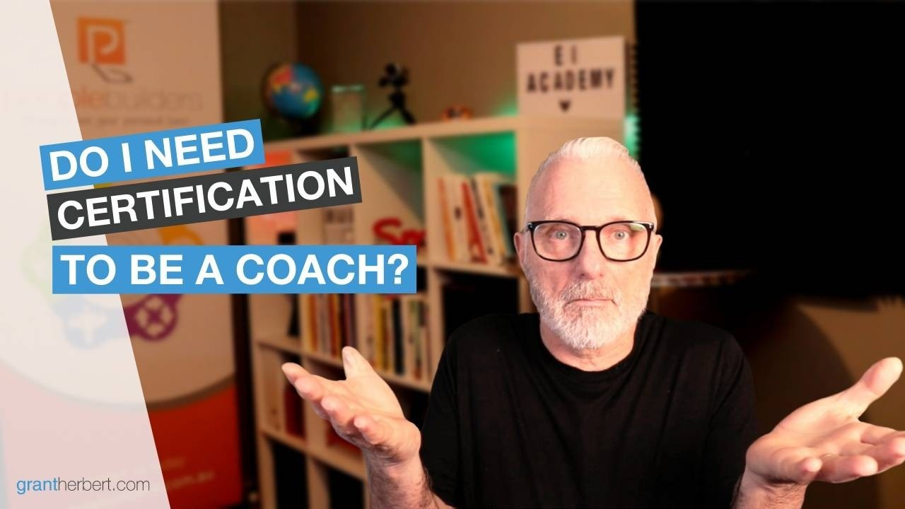 Do I Need Certification to Be a Coach?