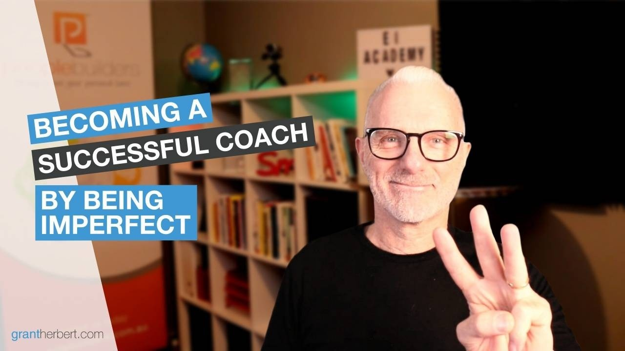 Becoming A Successful Coach By Being Imperfect