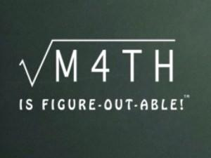 Math Is Figure-Out-Able