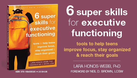 6 Super Skills by Lara Honos-Webb