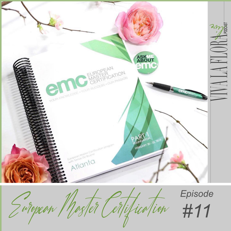 European Master Certification program study book
