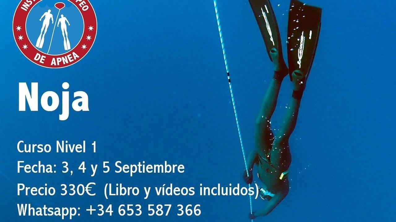 Curso de apnea en Cantabria