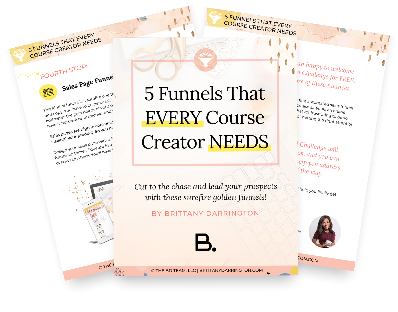 Creating The Ultimate Lead Magnet Guide - Brittany Darrington