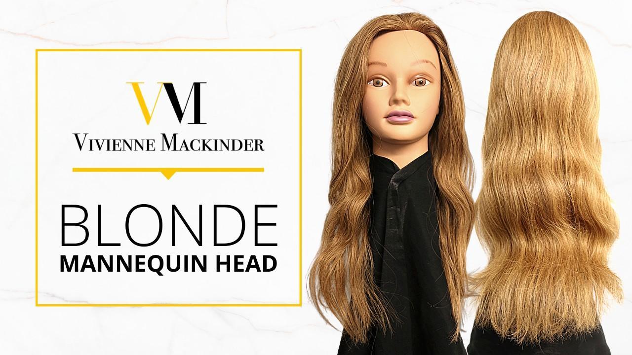 vivienne mackinder brunette mannequin head