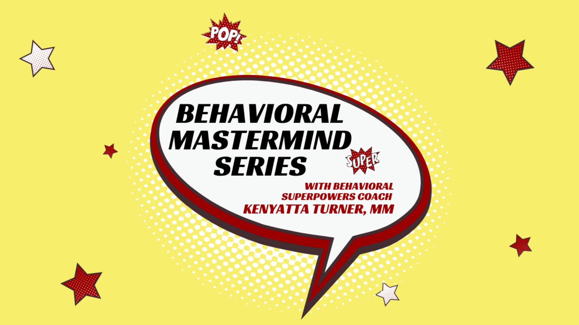 Behavioral Mastermind Logo