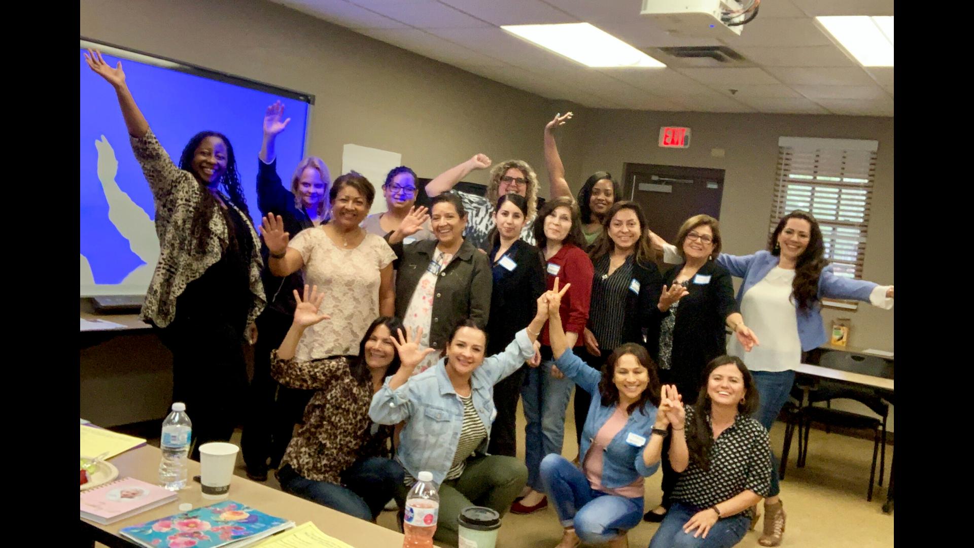 workforce development workshop maricopa community health workers