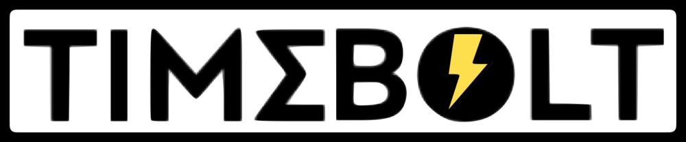 TimeBolt Video Editor Logo