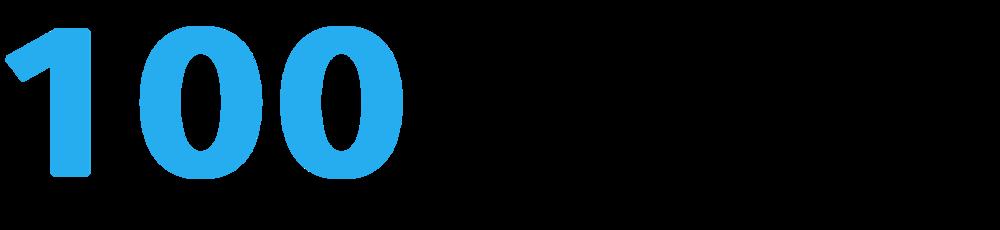 100things Logo