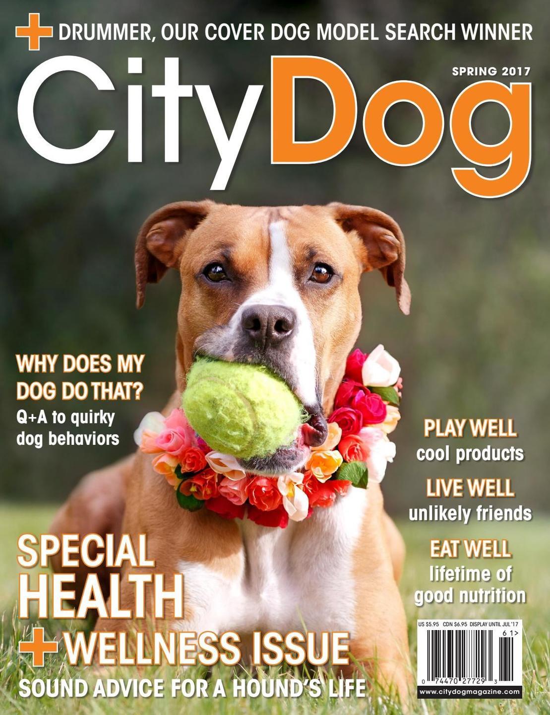 CityDog Magazine Spring 2017