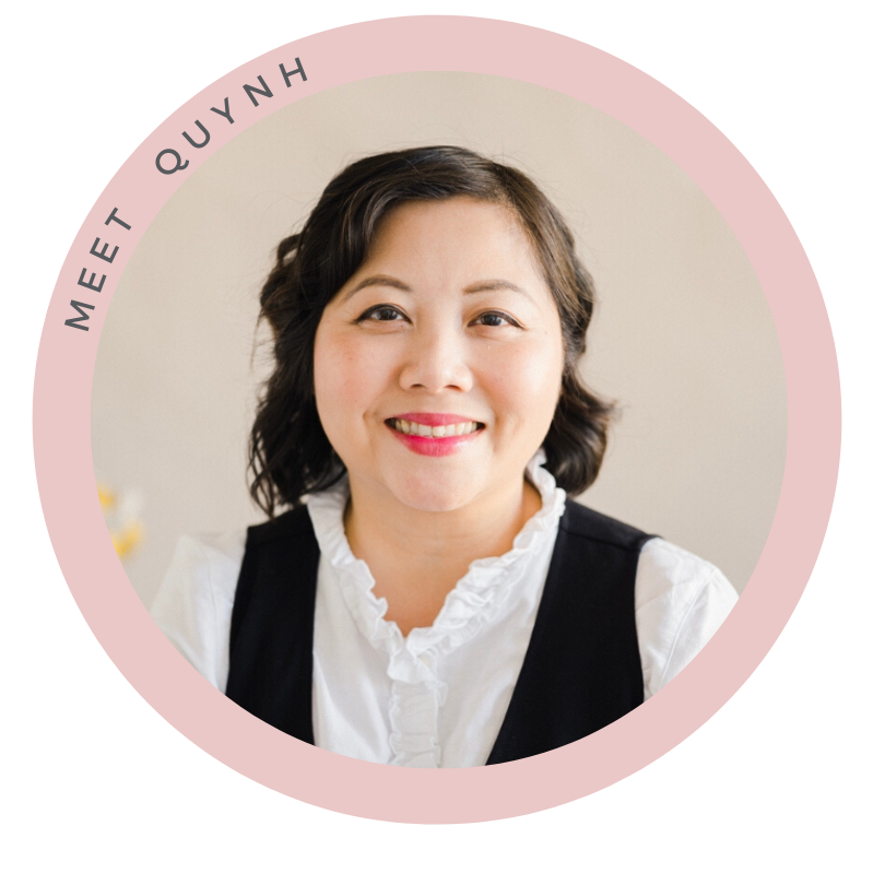 Quynh Nguyen, the artist behind Pink and Posey