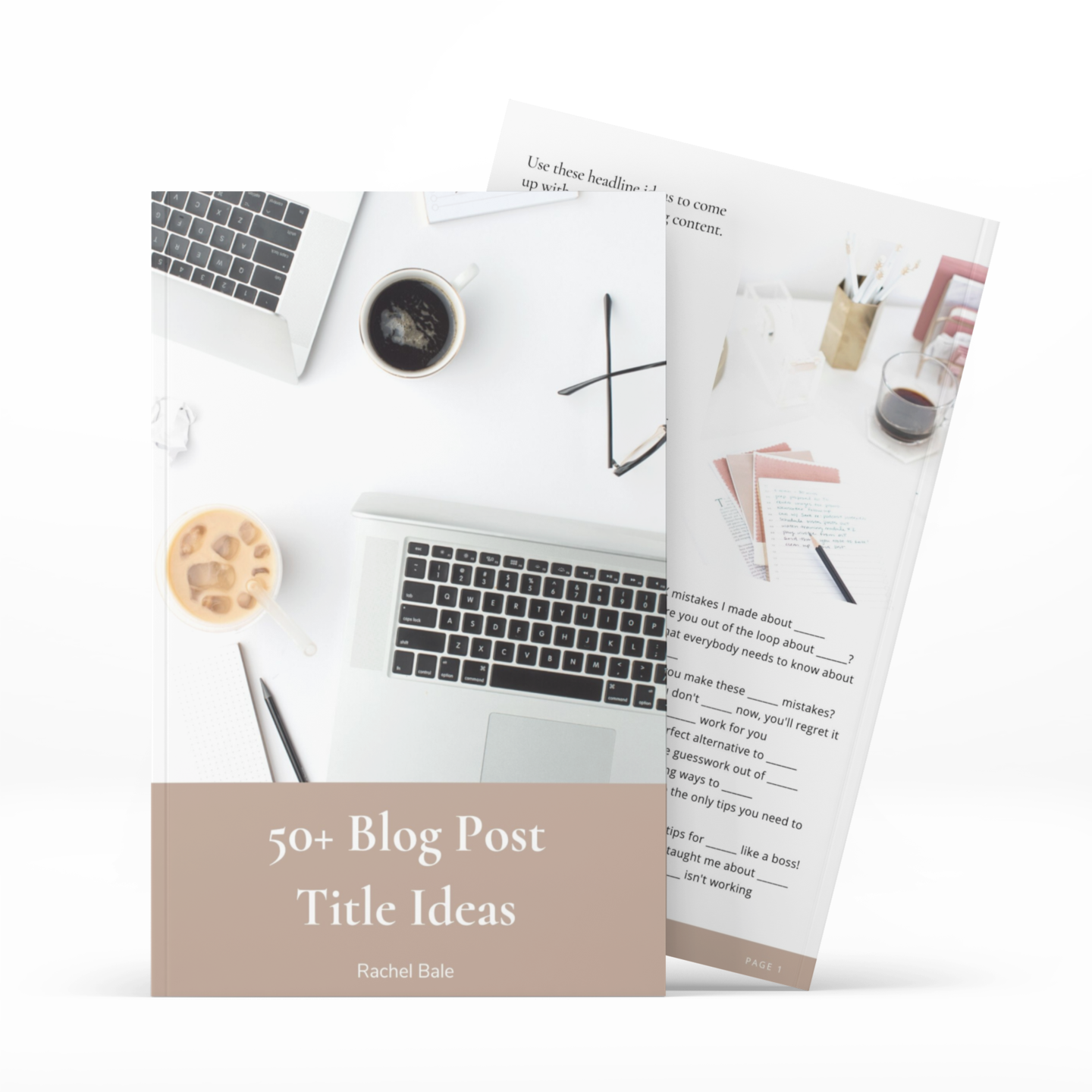 Free Blog Post Title Template