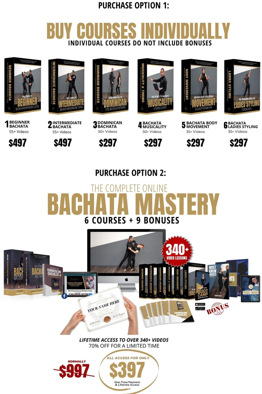 Online Bachata Courses - Bachata Dance Academy