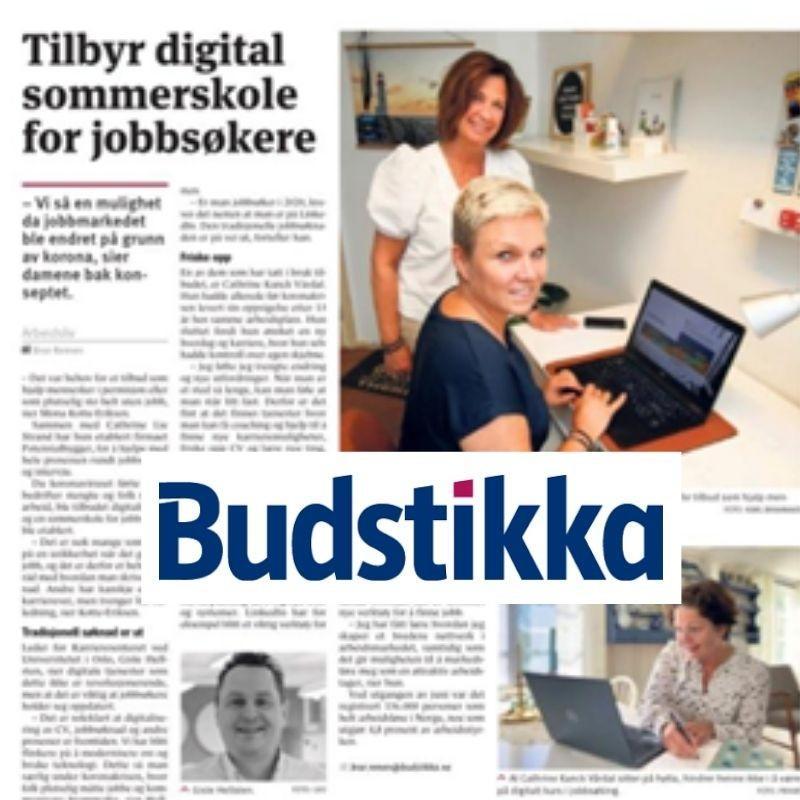 Jobbsøkerkurs, Budstikka, Potensialbygger