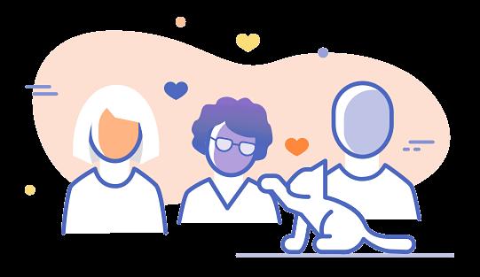 Animal Hospice Group - Volunteers