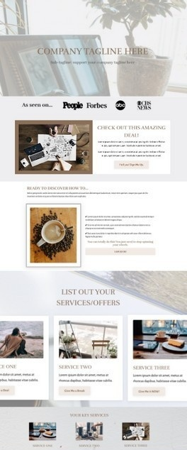 Your Core Solutions-Templates