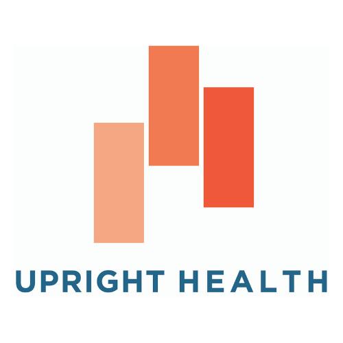 upright health logo