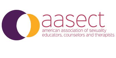 american association of sexuality educators, counselors, therapists logo