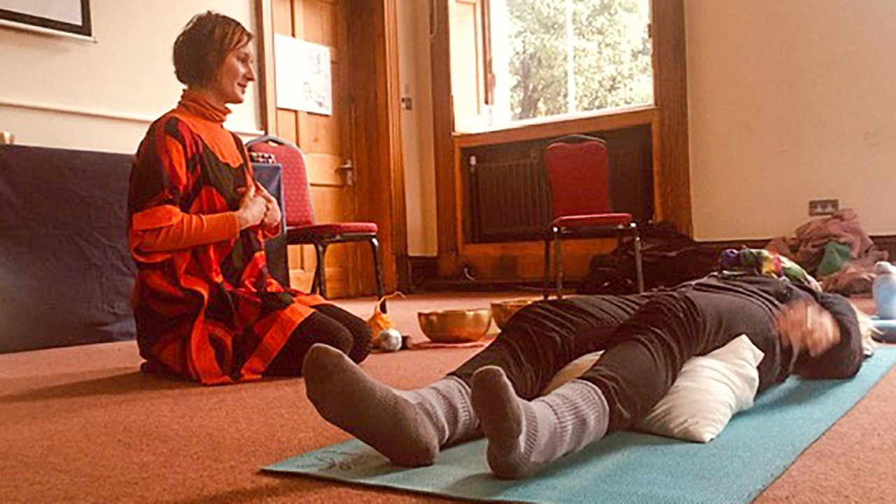Sound Therapy Courses UK