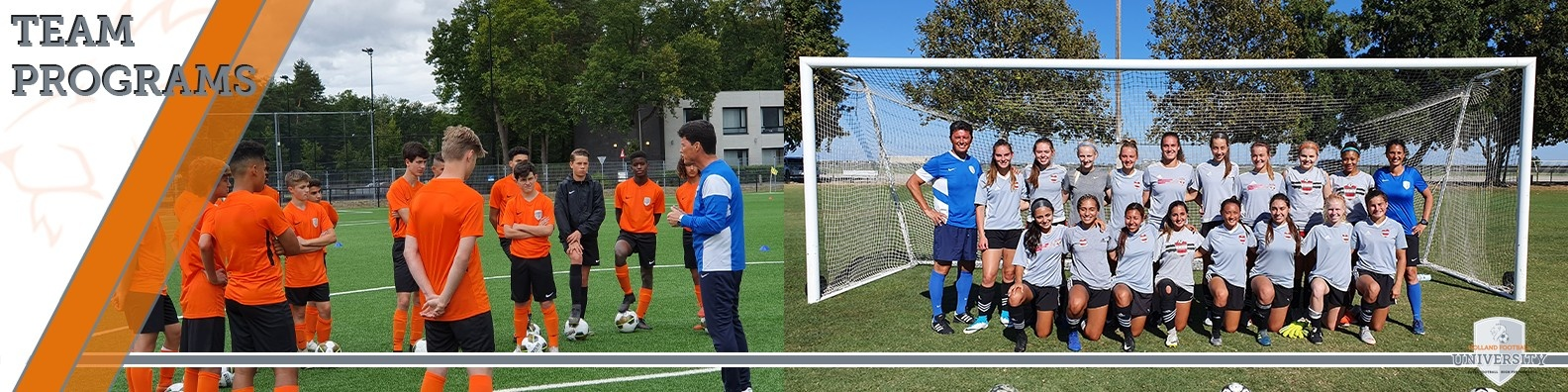 Team Programs Football Training Camps in the Netherlands - Holland Football University