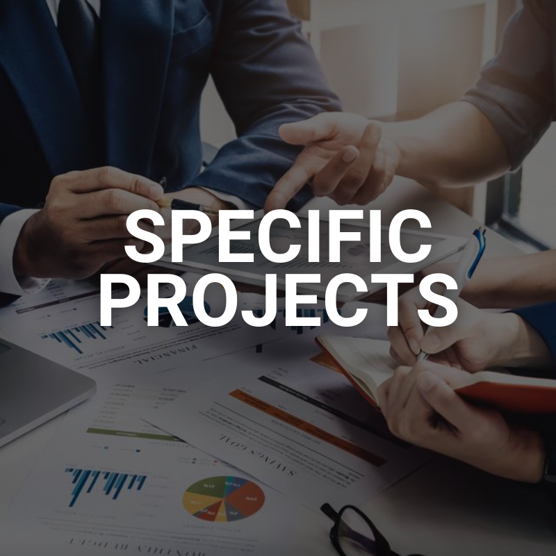 Specific Projects