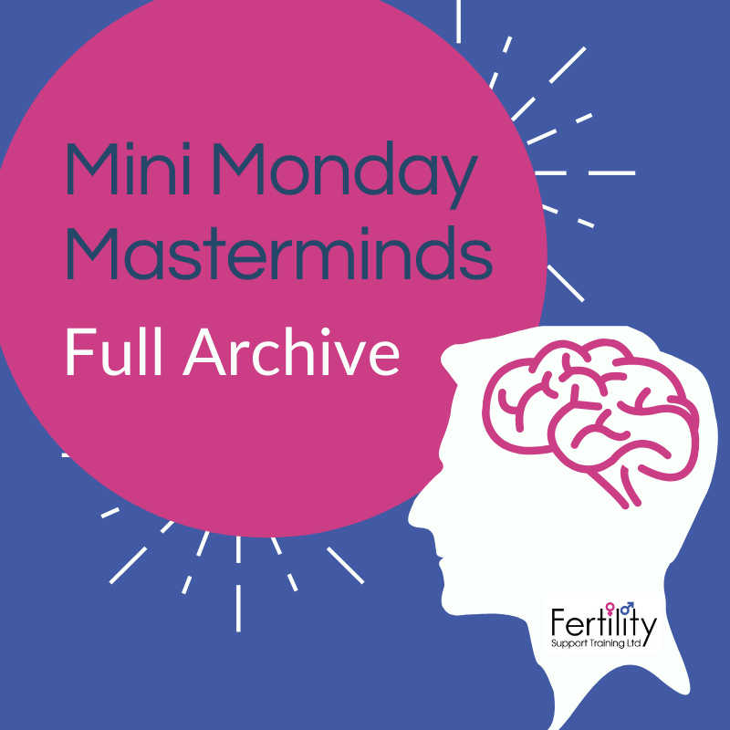 Mini Monday Masterminds for TCM Practitioners