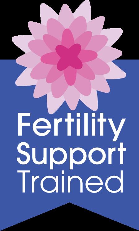Fertility Support Trained Logo