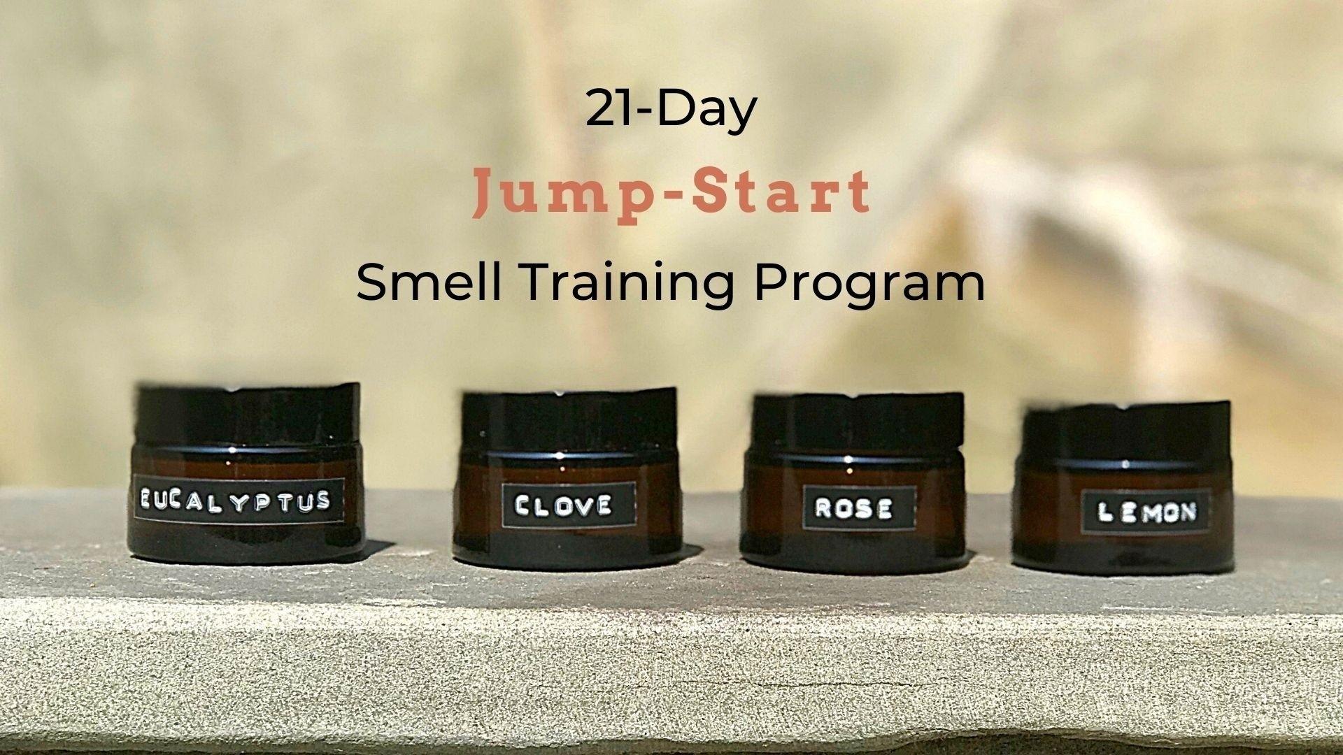 21-Day Jump-Start Smell Training Program