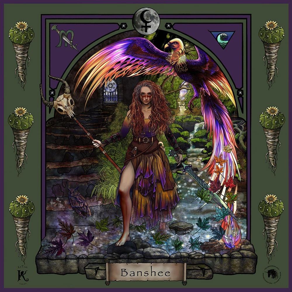 The Banshee Warrioress Artwork