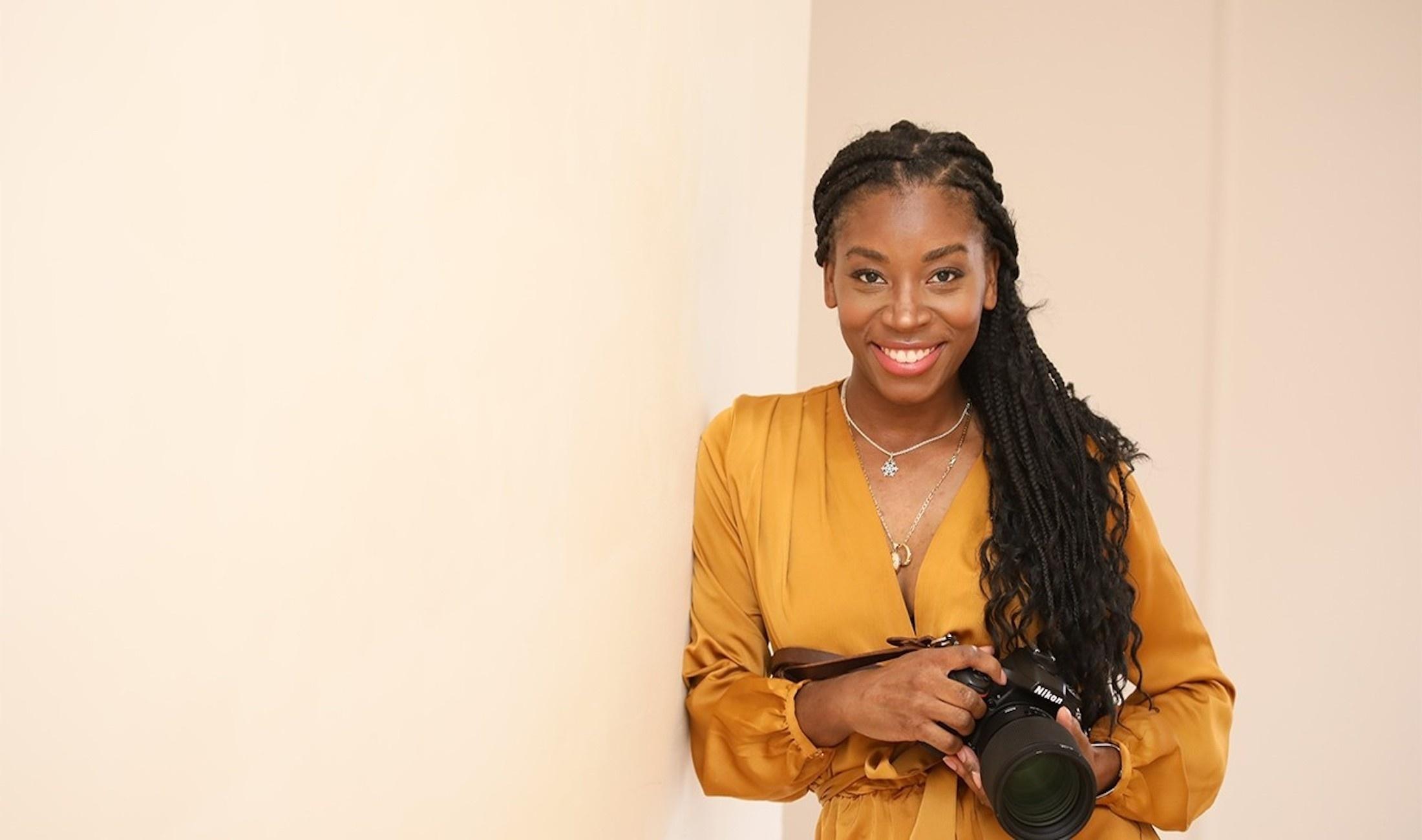 Tianna J-Williams Instructor APNPI Academy of Newborn Photography Courses