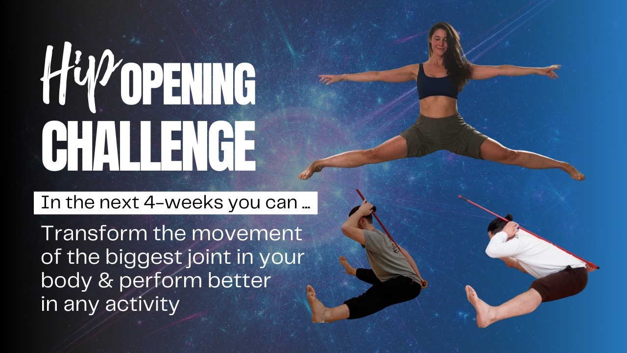 Hip Opening Challenge