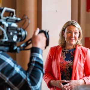 Teresa Boughey - In the Media